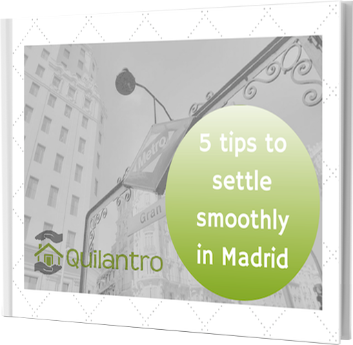 ebook: 5 tips to settle smoothly in Madrid