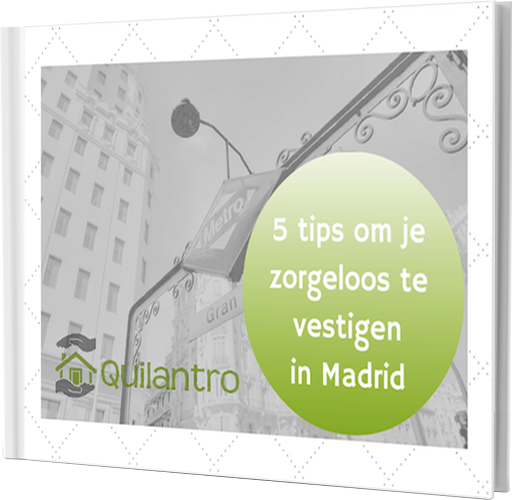 ebook: 5 tips om je zorgeloos te vestigen in Madrid