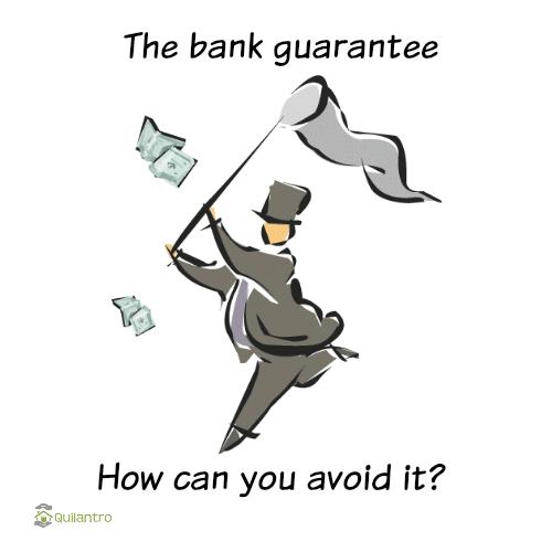 De bankgarantie: hoe kun je die vermijden?